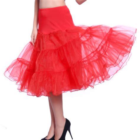 swing petticoat uk ladies retro 27 quot swing rockabilly bridal prom petticoat