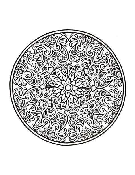 mystical mandala coloring book pdf 1000 ideas about mandala book on book of