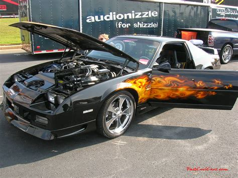 Pics Of Flames On Cars