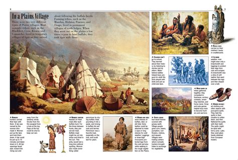 north america great plains weekly materials to print plains indians kids discover