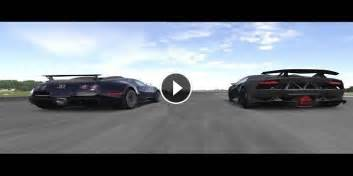 What Is Faster A Lamborghini Or A Bugatti Lamborghini Veneno Vs Bugatti Veyron