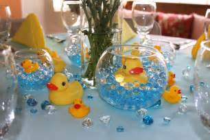 duck themed baby shower decorations rubber ducks baby shower ideas photo 4 of 22