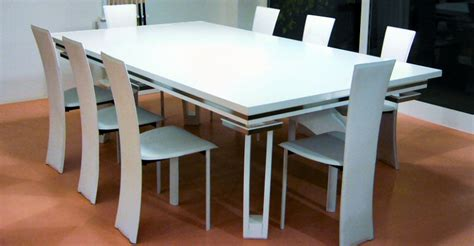 pool dining table with chairs white gloss pool dining table 187 gallery dining