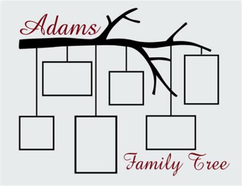 Give A Child Roots With A Family Tree At Family Tree For Your Design