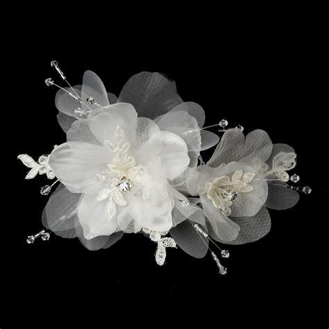 Lace Hair Clip lili lace bridal hair clip bridal hair accessories