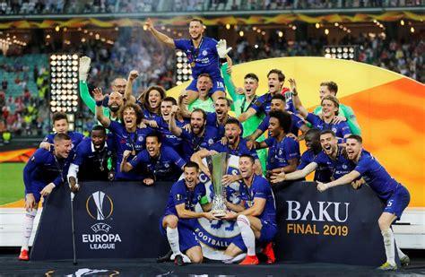 chelsea blows arsenal   win europa league final