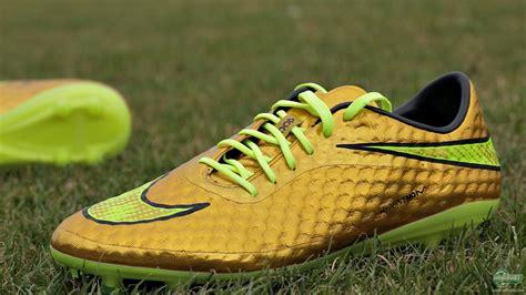 the story neymar s gold nike hypervenom sneakers