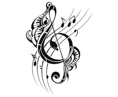 music tattoo ideas
