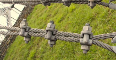 Klem Sling Kuku Macan M 8 Klem 5 16 Inch Sling Tali Besi Wire Roof mengenal kawat seling wire clip