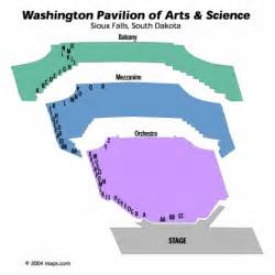 Arts and science tickets washington pavilion of arts and science maps
