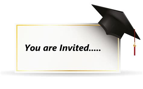 Can You Use The Mba Title Before Graduating by Ideas To Write The Most Pleasing Graduation Invitation Wording