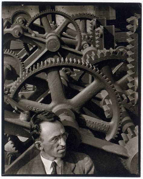 Industrial Arts by Louis Lozowick 1892 1973 In 1930 By Ralph Steiner B W New Jersey Painters And
