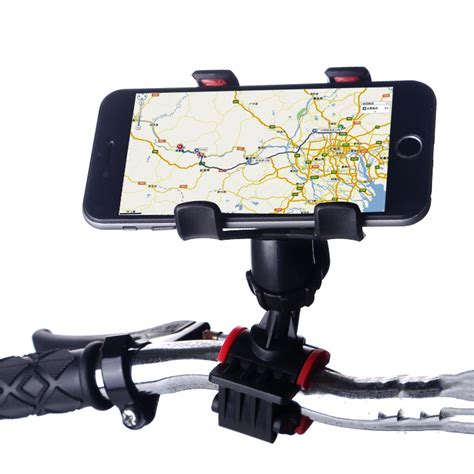 Bicyclebike Phone Holder For Smartphone T0210 4 new smart universal bicycle mount for iphone bike bicycle handle phone mount cradle holder for