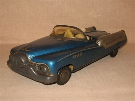 Cars Made By Buick 1951 Buick Quot Lesabre Quot Experimental Concept Tin Car