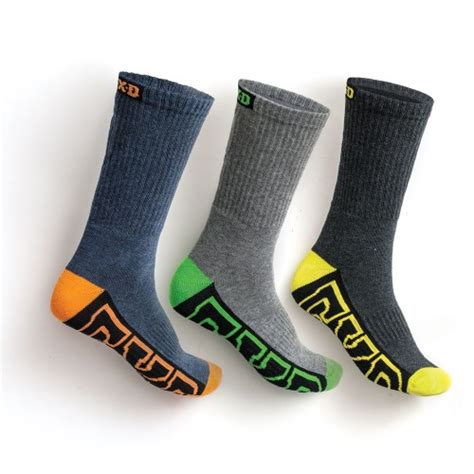 work socks fxd work socks 5 pack work outfitters