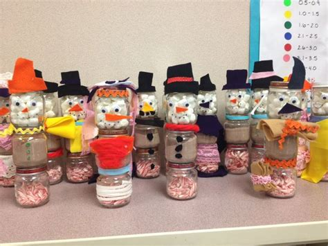crafts with baby food jars for christmas baby food jar snowmen gifts school projects crafts babies and jars