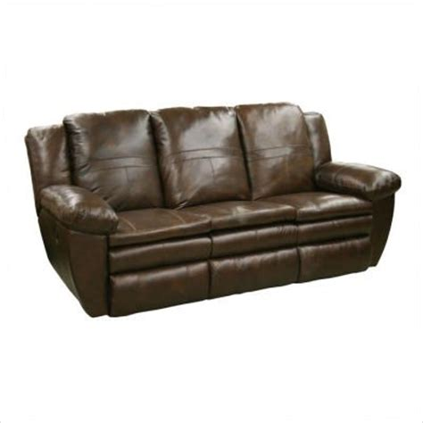 gt cheap catnapper sonoma dual reclining leather sofa in