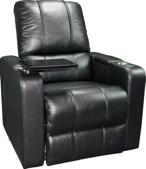 cinema recliner home theater recliner plus custom furniture leather