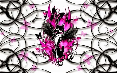 wallpaper gothic girly pink hd wallpapers free hd wallpapers