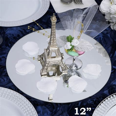 12 mirror centerpiece 12 quot wide mirrors wedding centerpieces wall table decorating mirror ebay