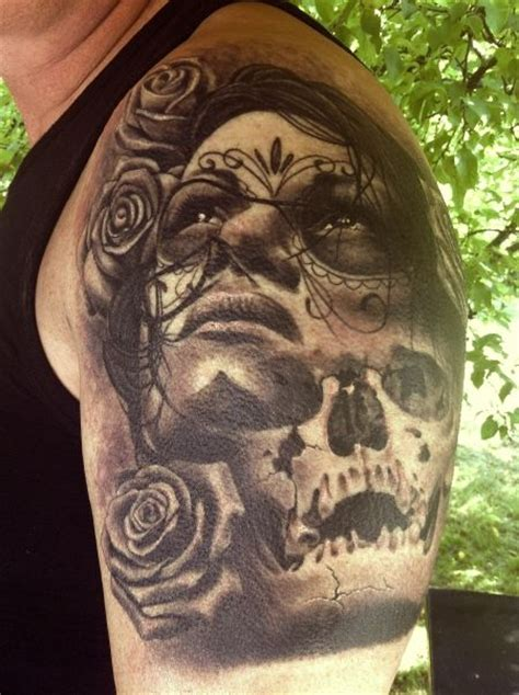 chicano calaveras tattoos lugares  visitar pinterest chicano  tattoos  body art
