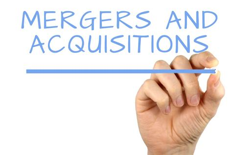 mergers and acquisitions are not the same thing learn