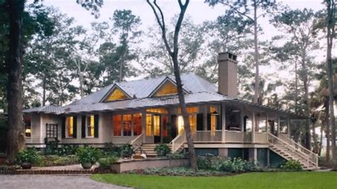 one story house plans with porches single story log homes with wrap around porch