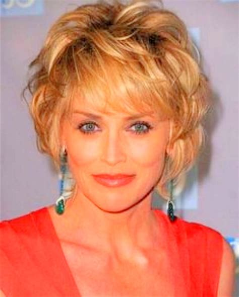 short funky hairstyles for 60 year olds short curly hairstyles for mature women 86 with short