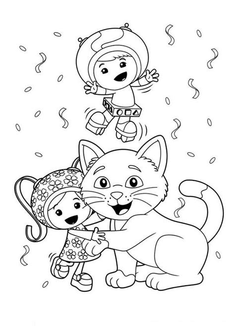 umizoomi coloring pages free team umizoomi milli coloring pages www imgkid com the