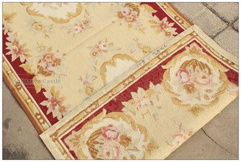 needle point rug 8 244cm runner rug aubusson needlepoint vintage home decor wool carpet ebay