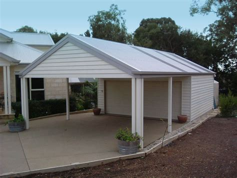 garage carport plans how to build simple carport garages the better garages