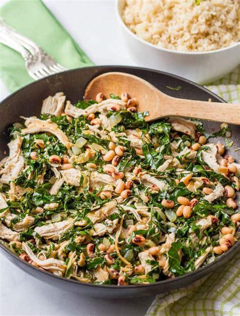 southern new year s day southern new year s day dinner skillet family food on