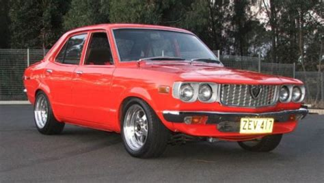mazda state usa mazda rx3 sedan very rare only 3 known in usa for