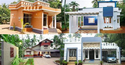 law badget house architecture 14 20 ലക ഷ ര പയ ൽ ന ല വ ട കൾ low cost house plans kerala budget house kerala ച ലവ