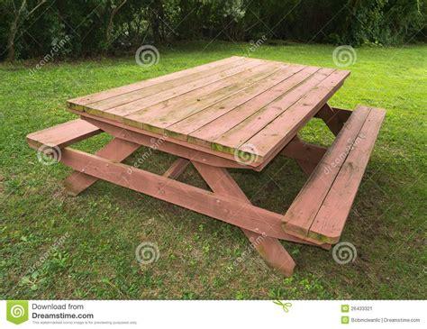 heavy duty picnic heavy duty picnic table stock image image of duty picnic