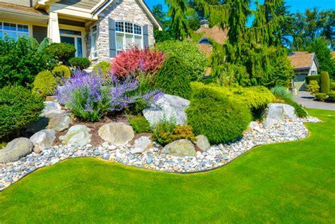 gartengestaltung pflegeleichte pflanzen vorgarten anlegen ideen und tricks zur pflegeleichten