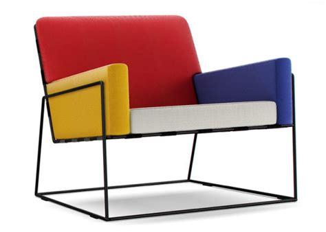 Painting House Interior Design Crossover Piet Mondrian Design Milk