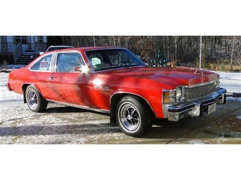 75 buick skylark classic 1975 buick skylark