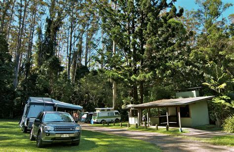 rummery park cground nsw national parks