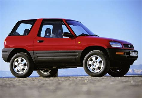 Toyota Rav4 Generation by The Ultimate Car Guide Toyota Rav4 Generation 1 1997 2000