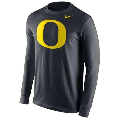 T Shirt Oregon Bracketville Nike by Nike Oregon Ducks Cotton Sleeve Logo T Shirt