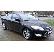 Ford Mondeo Front 20080303jpg  Wikimedia Commons