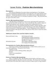 fashion retail cover letter resume buyer fashion