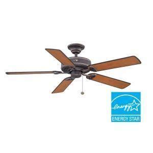 52 farmington ceiling fan hton bay ansley 52 in ceiling fan 761 512 on popscreen