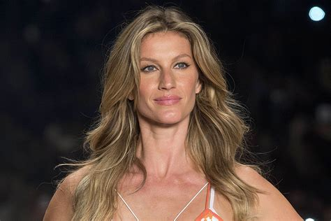 Is Gisele Bundchen by Gisele Bundchen Represents In New Versace Ad