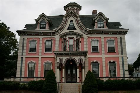 new victorian style homes victorian home in new bedford ma beautiful painted