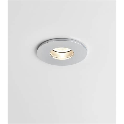 astro lighting obscura single led dimmable recessed