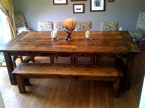 farm house table ana white farmhouse table restoration hardware replica diy projects