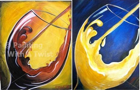 paint with a twist wine glass 1000 images about painting ideas on cherry