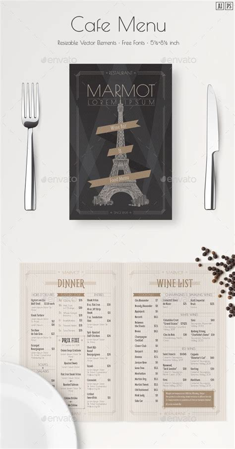 17 best ideas about french restaurant menu on pinterest